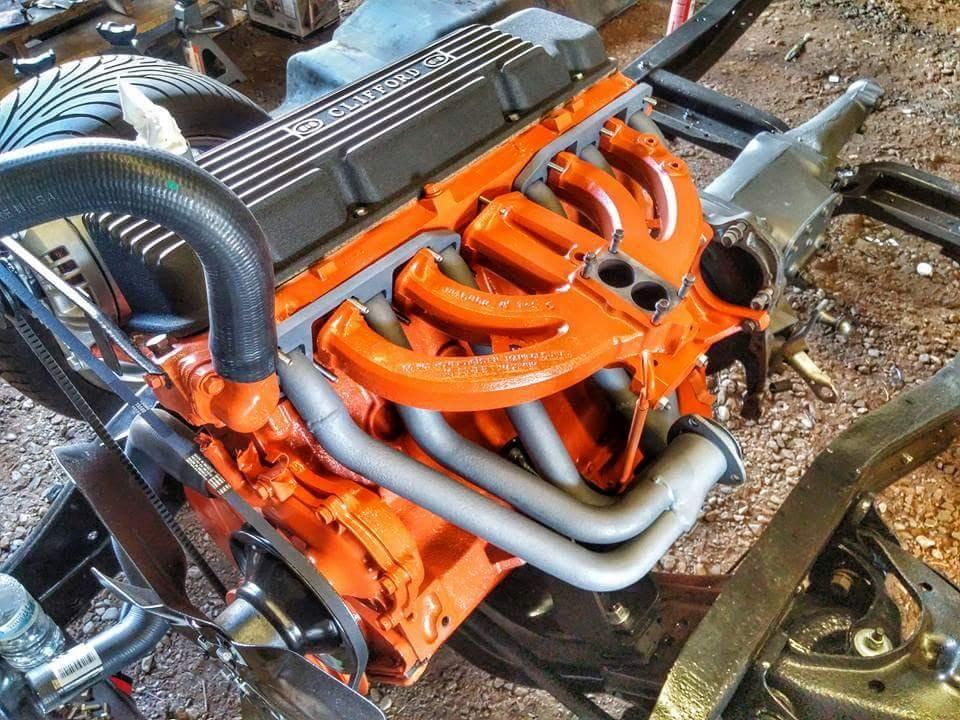 mopar wedge head rg 39 225 39 1x4 barrel carburetor intake engines pinterest mopar. Black Bedroom Furniture Sets. Home Design Ideas