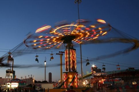 Oklahoma State Fair Vacation Trips Travel Tourism Local Events