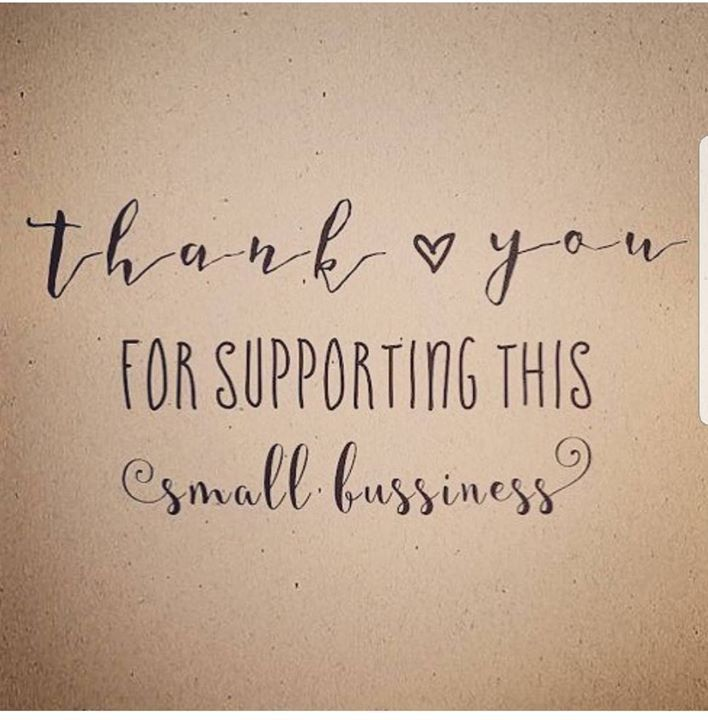 To Everyone That Has Supported My Small Business Thank You I Wouldn T Be Able To Keep Sharing These Wond Small Business Quotes Massage Quotes Salon Quotes