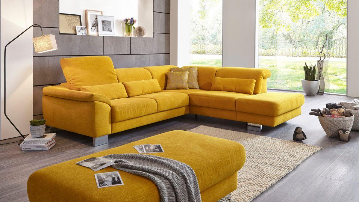 Für behagliche Fernsehabende und gesellige Runden #sofa #couch ...