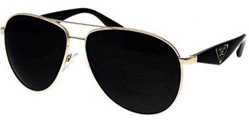 edb3fc13ec8c ... coupon code for prada triangle pr53qs sunglasses zvn5z160 pale gold  frame polar grey check out this