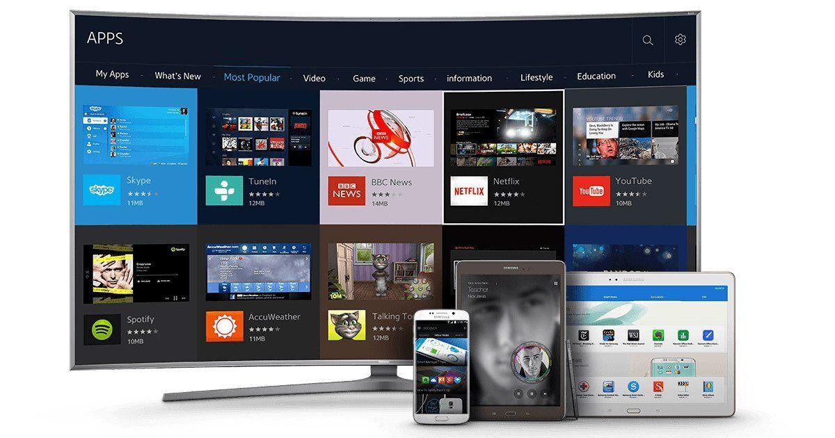 Simplistic smart tv book tvb smarttvsamsung samsung