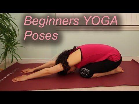 beginners yoga poses  youtube