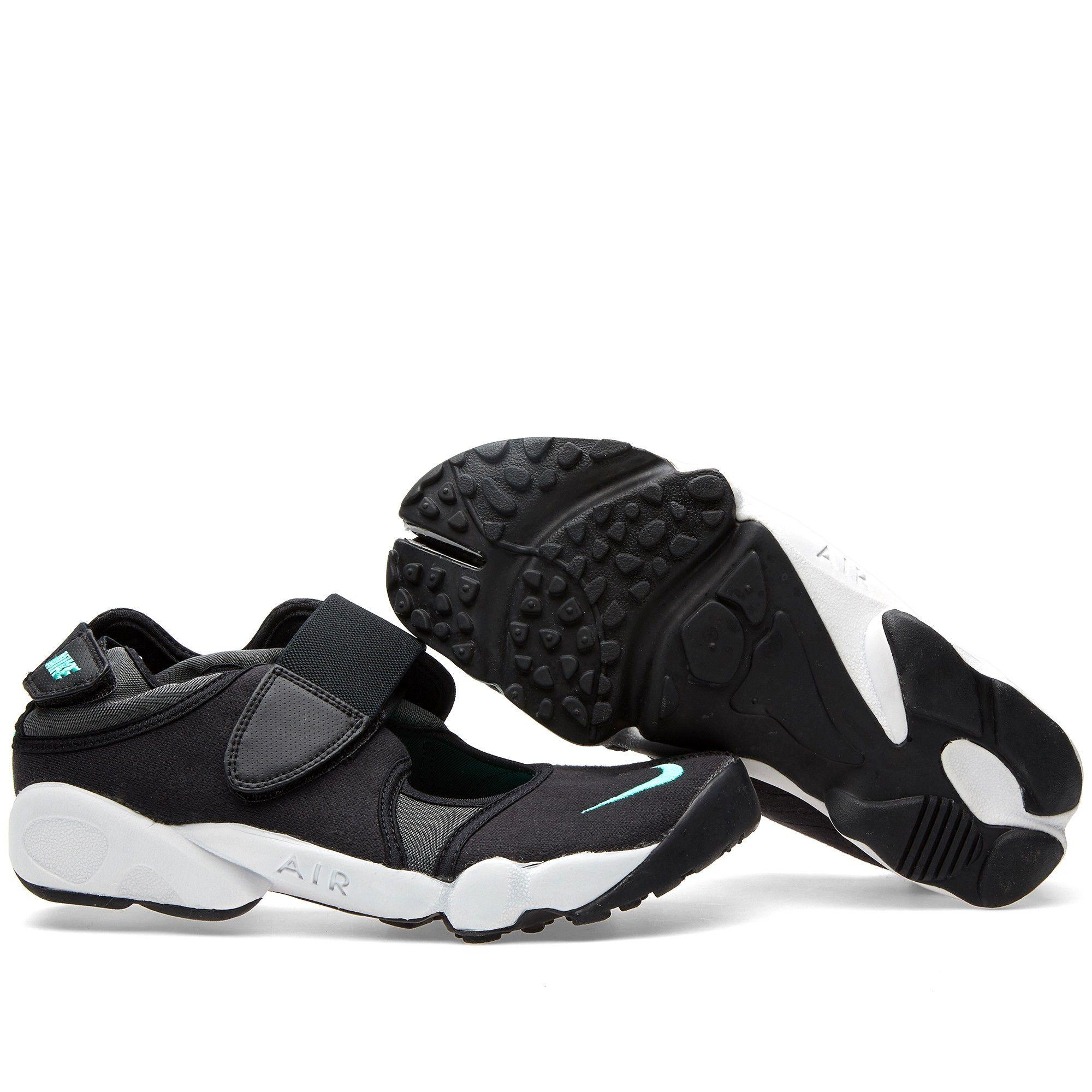 0365c4e2e8a5 Nike Air Rift (Black
