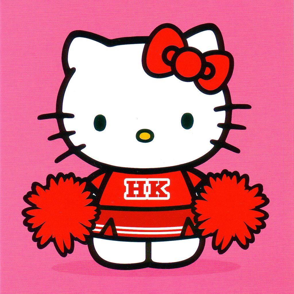 Kitty The Cheerleader