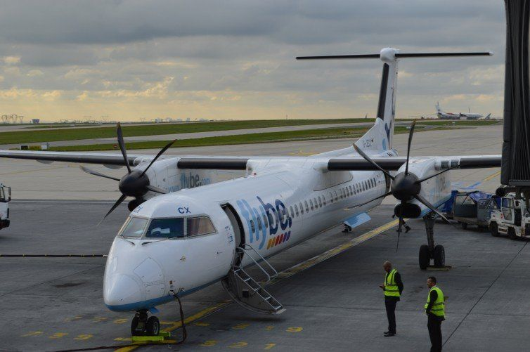 Someone stole a Q400 from Seattle? - Page 10 - PPRuNe Forums | Dash