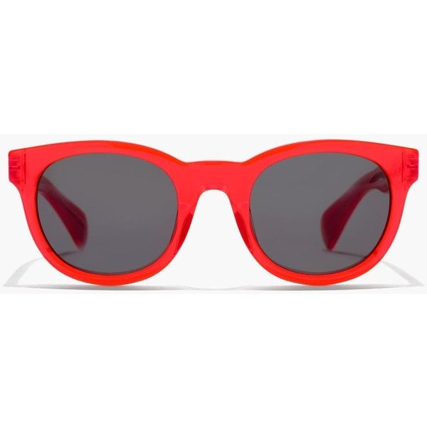 59c7c25b67 J.Crew Sam Sunglasses ( 155) ❤ liked on Polyvore featuring accessories
