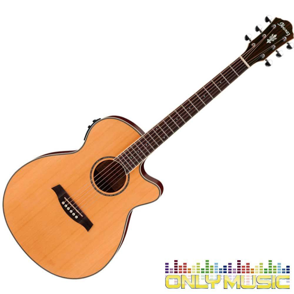 Guitarra Electroacústica Ibanez AEG Color Mate