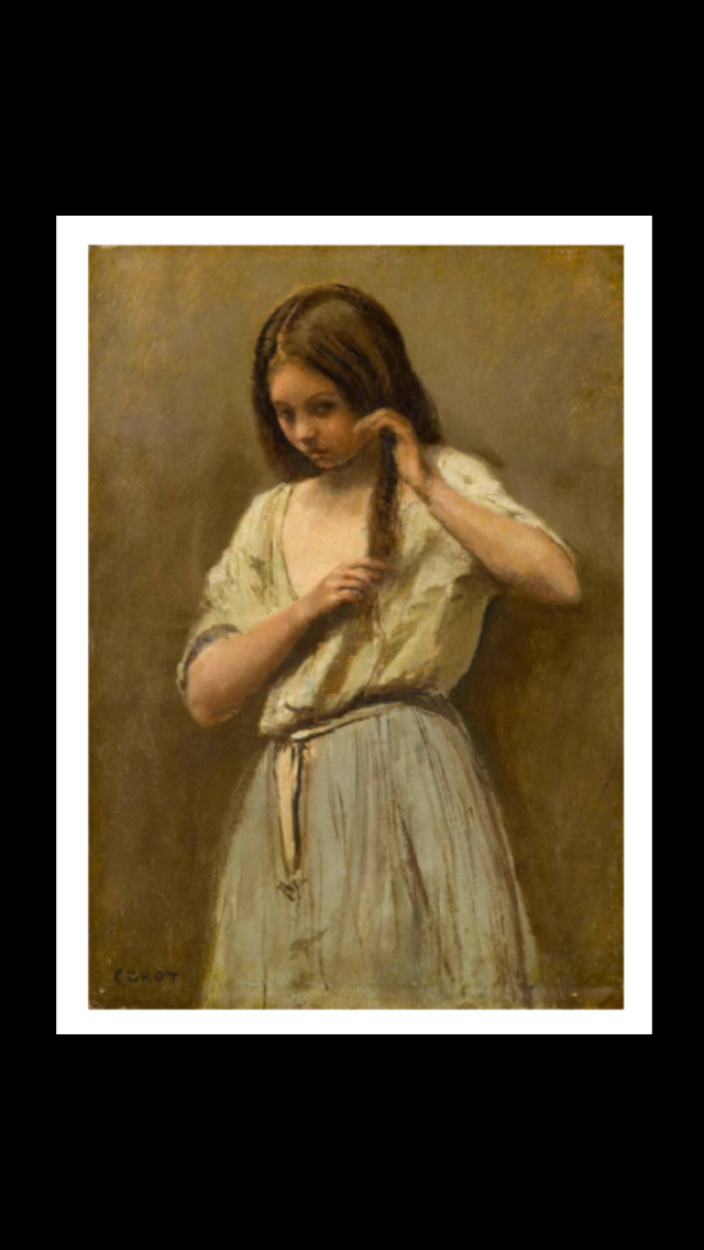 Epingle Sur Jean Baptiste Camille Corot French Paris 1796 1875 Paris