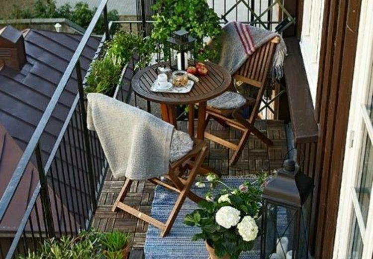 Las terrazas más modernas y alucinantes - 45 imágenes БалконЛоджия