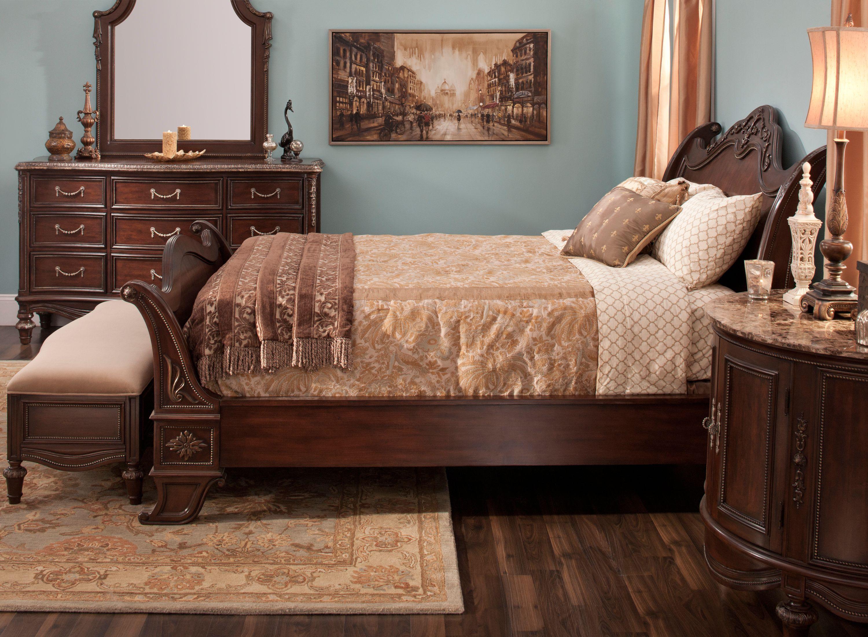 Empire Queen Bedroom Set Treat your bedroom to the