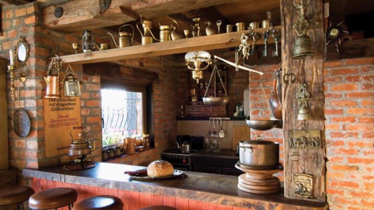 Decoracion rustica de cocinas para admirar y como ideas   Arte y ...