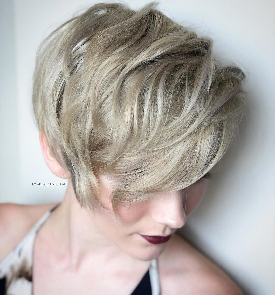Easy short layered hairstyles stylish short haircut for women