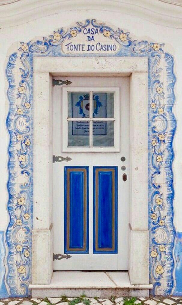 Ericeira Portugal | Fenster und Türen | Pinterest | Portugal, Doors ...
