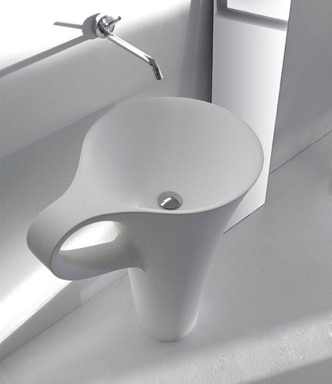 Cool Bathroom Basins 8 extraordinary bathroom sink designs | white coffee, coffee cups