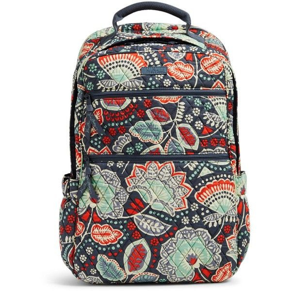 754ed72f3a Vera Bradley Tech Backpack featuring polyvore