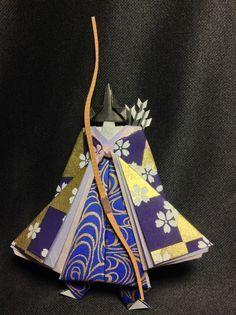 Samurai Paper Doll