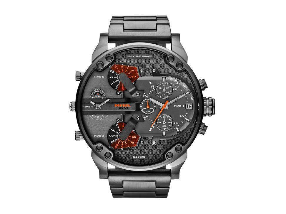 288d16a43603 Reloj Mr. Daddy 2.0 para Caballero Diesel