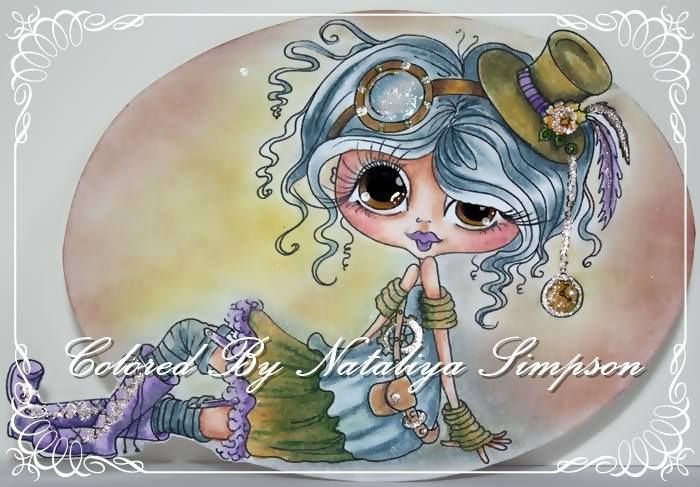 Bestie steampunk img602 close-up by Nataliya Simpson... (pinned from Facebook)