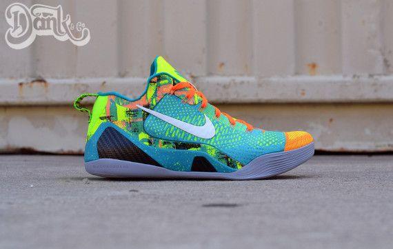 huge discount 4f9d4 79907 nike kobe 9 elite low customs 05 570x361 Nike Kobe 9 Elite Low Conversions  by Dank Customs