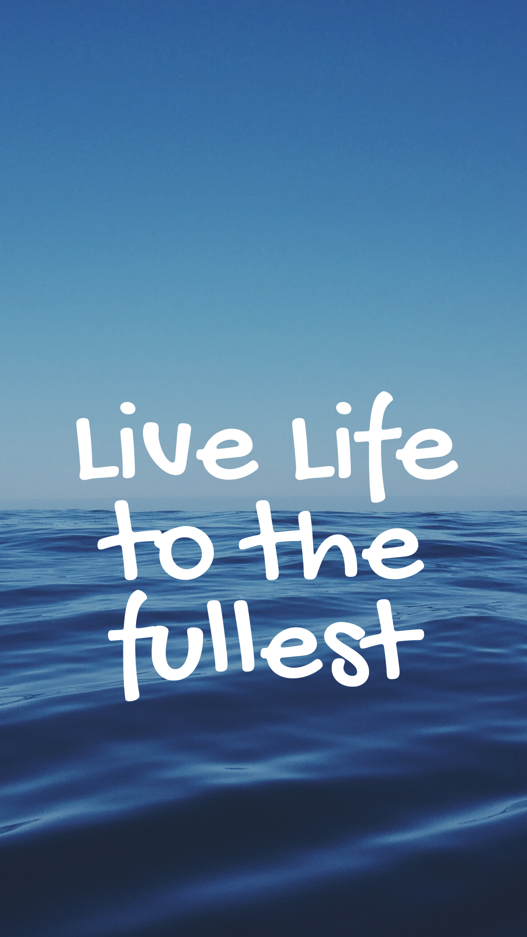 Phone Wallpaper With Quote Live Life To The Fullest Phone Wallpaper Quotes Live Life Life