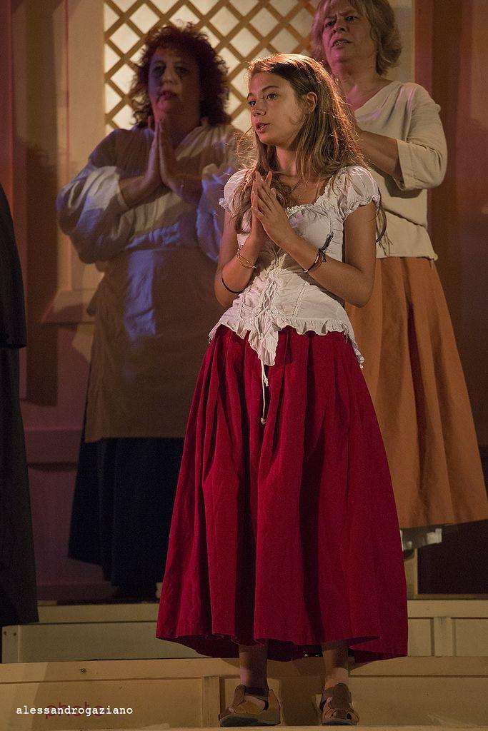 #foto #alessandrogaziano #teatro #spettacolo #bruscello #montepulciano #attori #piazza #toscana