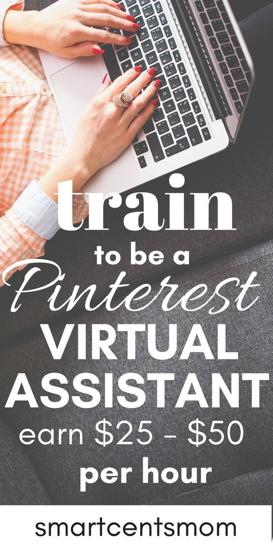 Become a Pinterest Virtual Assistant - SmartCentsM