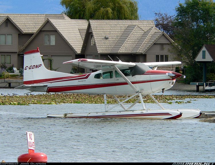 1976 Cessna 185F Skywagon (plus Floats) Great condition