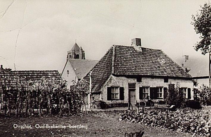 Beelaertshofje ofwel St. Anna en Oda-gasthuis in de Heistraat - 1950