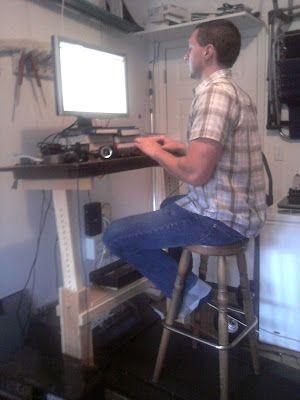 How Do I Make My Own Height Adjustable Desk Adjustable Desk Adjustable Height Desk Desk