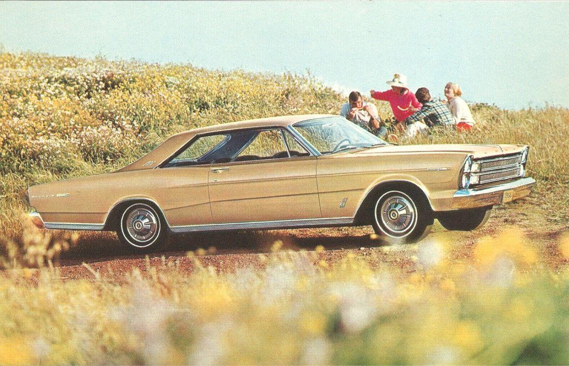 1966 Ford Galaxie 500 Xl 2 Door Hardtop Ford Galaxie 500 Ford
