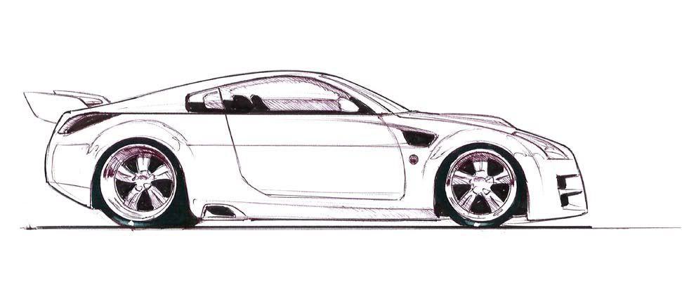 Dibujar Coches The Best Of The Concept Art Autos Para Dibujar