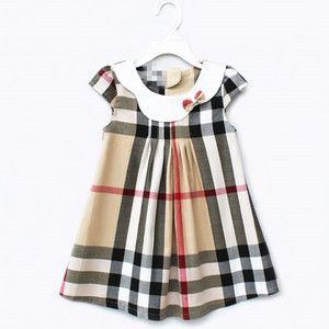 Burberry Inspired Plaid Dress Girls Pinterest Plaid Dress