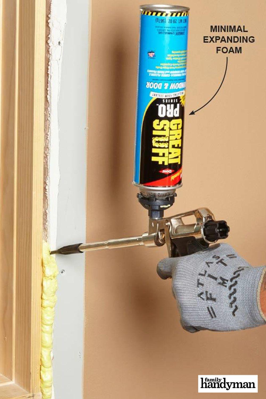17 Ways To Master Using Spray Foam At Home Spray Foam Diy Home Repair Expanding Foam Insulation