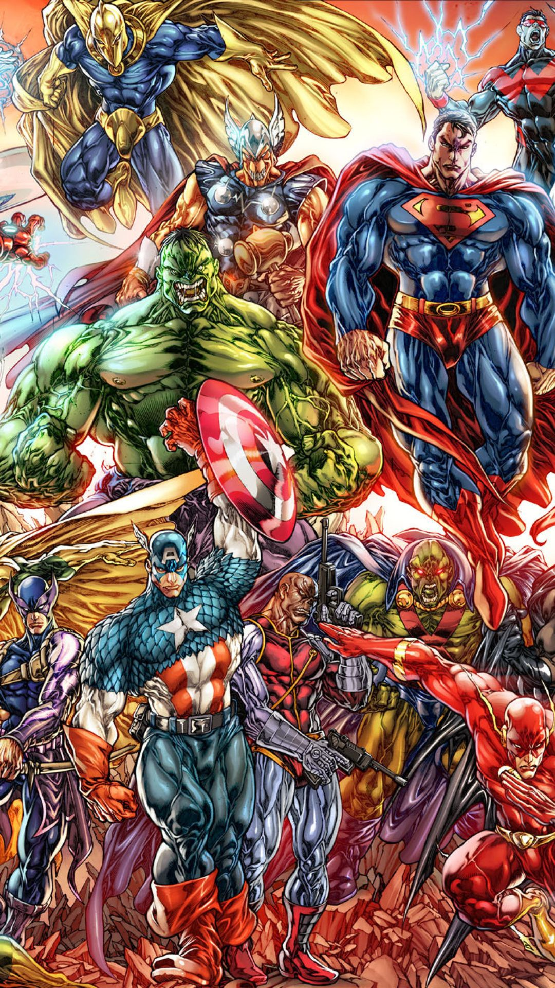 marvel and dc iphone wallpapers wallpaper images