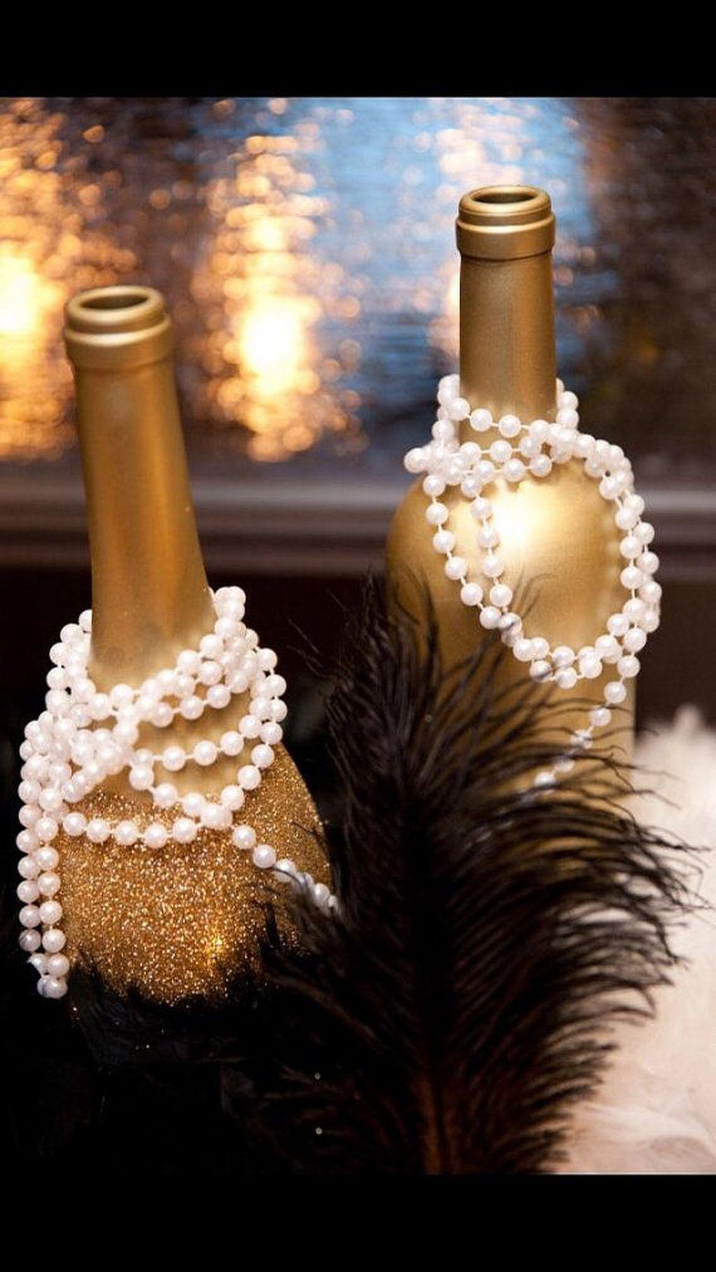 40 Great Gatsby Wedding Centerpieces Ideas 24