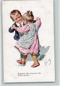 Feiertag, K. BKW Serie 777-1 Kinder - Tanz - Polka