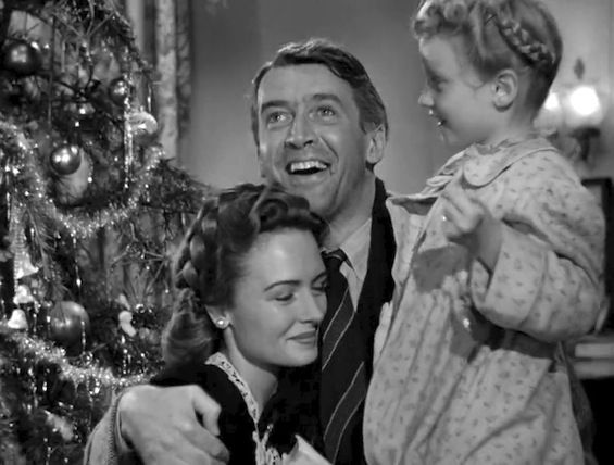 Jimmy Stewart In It S A Wonderful Life Wonderful Life Movie Best Christmas Movies It S A Wonderful Life
