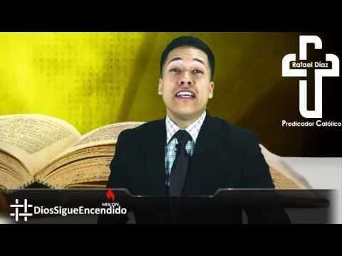 Pastor Protestante VS Predicador Catolico, Rafael Diaz Predicador Catoli...