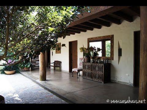 Decoraci n rustica interiores y exteriores para admirar for Decoracion rustica mexicana