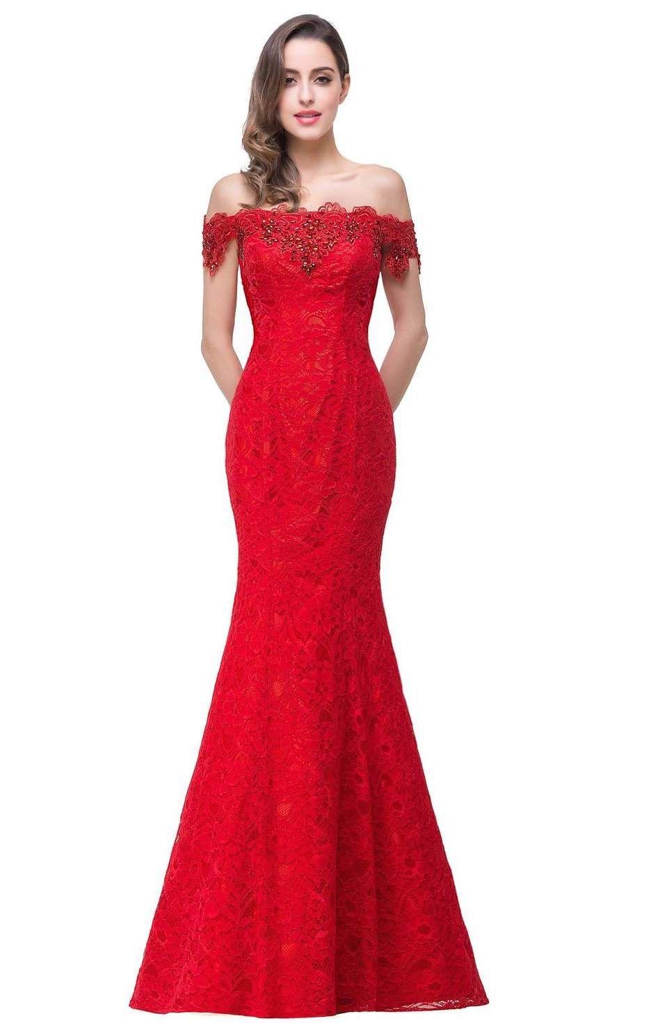 60+ Beautiful Red Wedding Dress Inspiration | Red wedding dresses ...