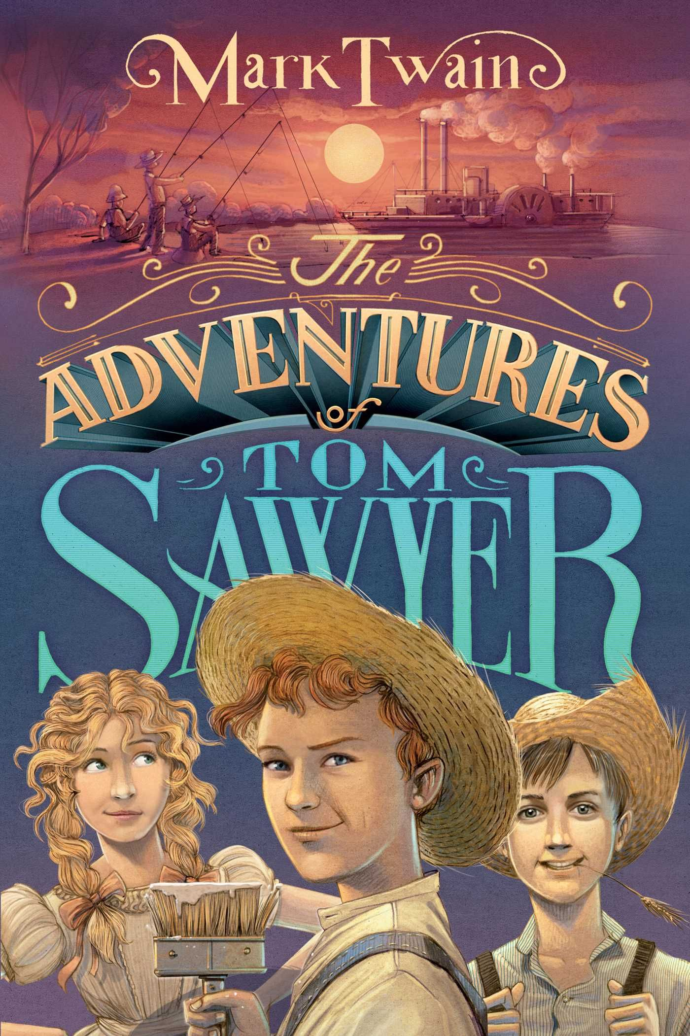 the adventures of tom sawyer by mark twain books books books  the adventures of tom sawyer by mark twain