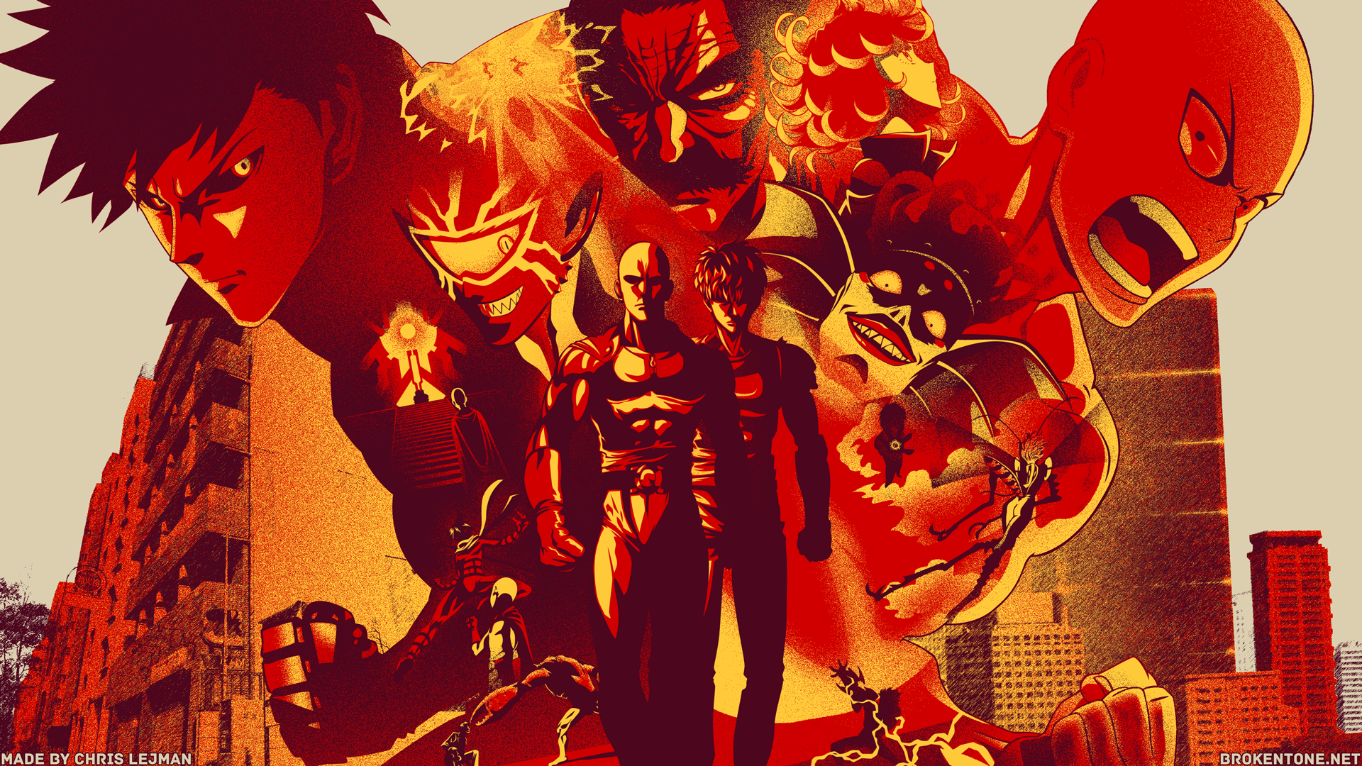One Punch Man Wallpaper Reddit Anime Wallpaper In 2020 Anime Wallpaper One Punch Man Anime One Punch Man