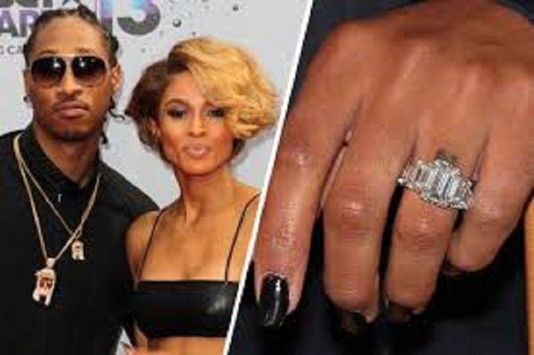 Ciara Wedding Ring Cost