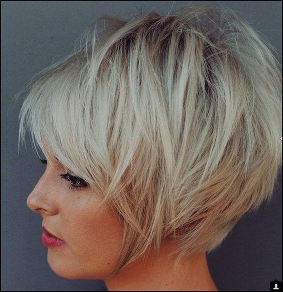 Perfekte Frisuren Frisuren Bob Hinten Gestuft Die Besten 25 Kurzer
