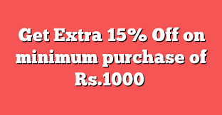 Get 10 Off Minimum Purchase Of Rs 1000 Fabvalley Coupons