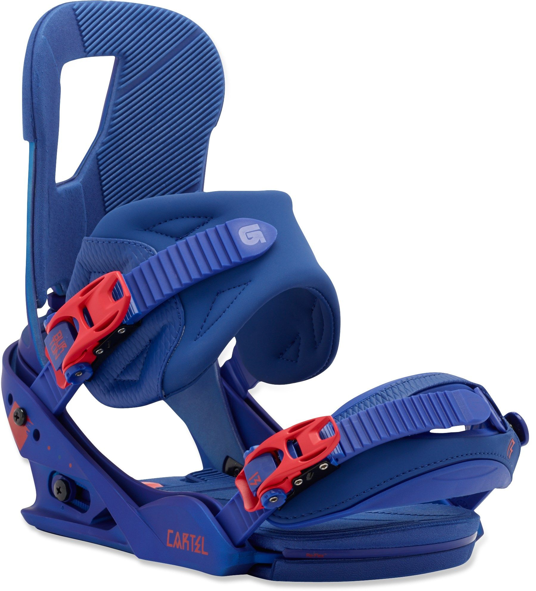 Burton Cartel Snowboard Bindings - 2014/2015