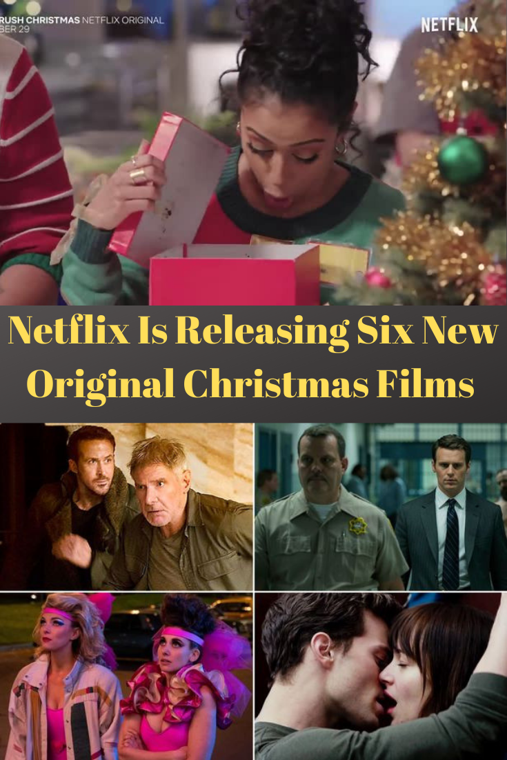 Netflix Is Releasing Six New Original Christmas Films This Year Film Wedding Dress Inspiration Makeup Eyeliner