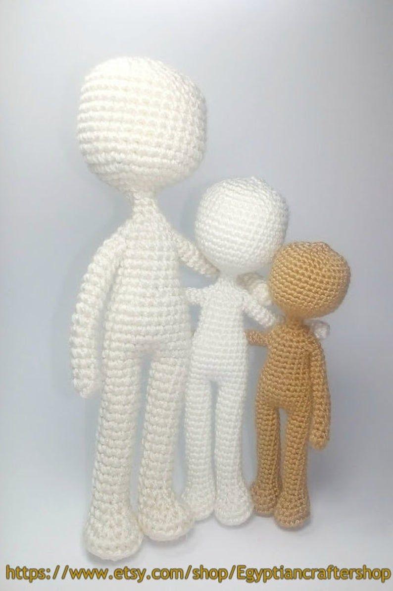 Kelly Doll crochet pattern - Amigurumi Today | 1193x794