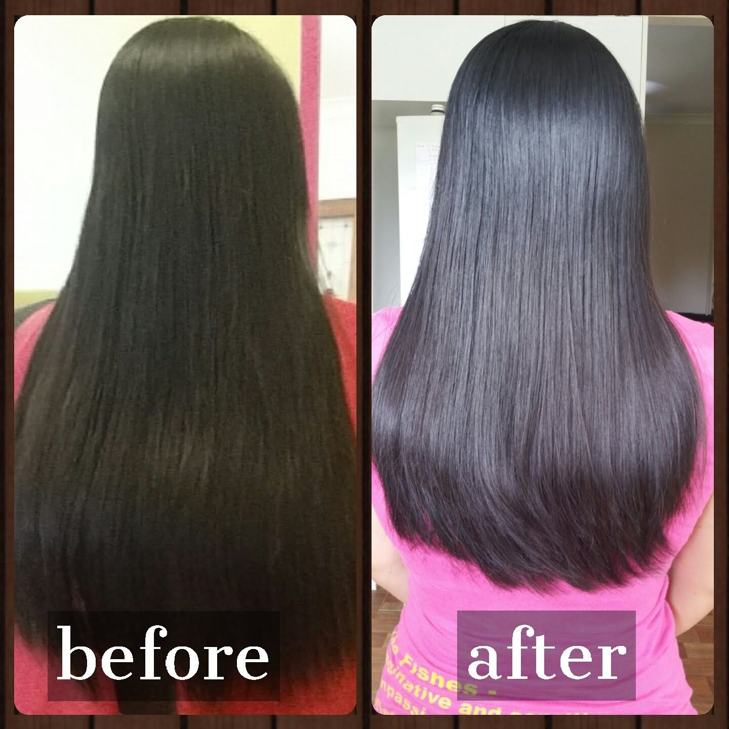 Hairstyle for U Shaped Hair